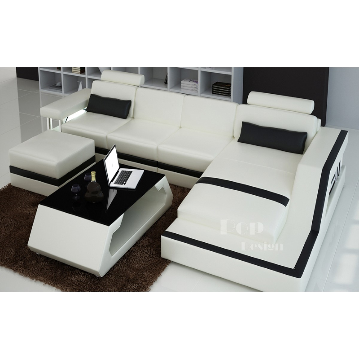 petit canap d angle cuir id es de d coration int rieure french decor. Black Bedroom Furniture Sets. Home Design Ideas
