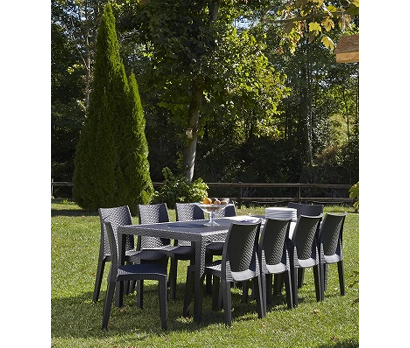 salon de jardin plastique id es de d coration int rieure french decor. Black Bedroom Furniture Sets. Home Design Ideas