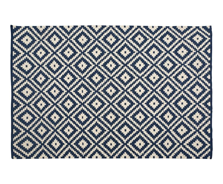tapis blanc et bleu 4 id es de d coration int rieure french decor. Black Bedroom Furniture Sets. Home Design Ideas