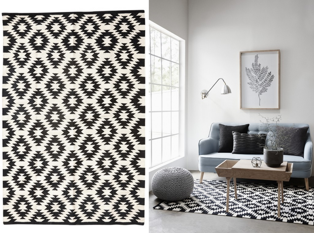 tapis geometrique pas cher id es de d coration int rieure french decor. Black Bedroom Furniture Sets. Home Design Ideas