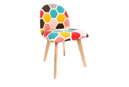 chaise colore - Chaise Coloree