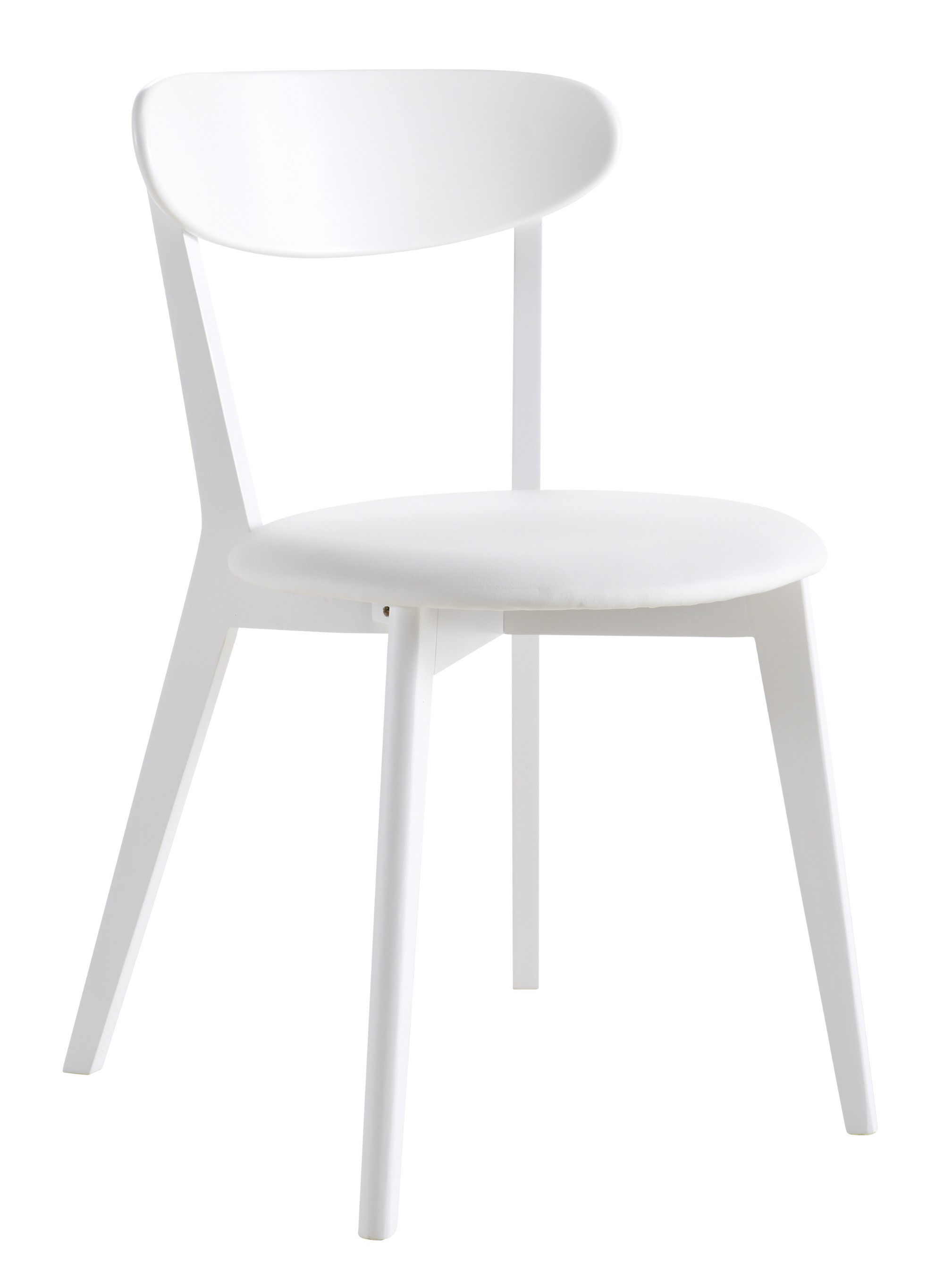 Chaise cuisine blanche id es de d coration int rieure french decor for Chaise cuisine blanche