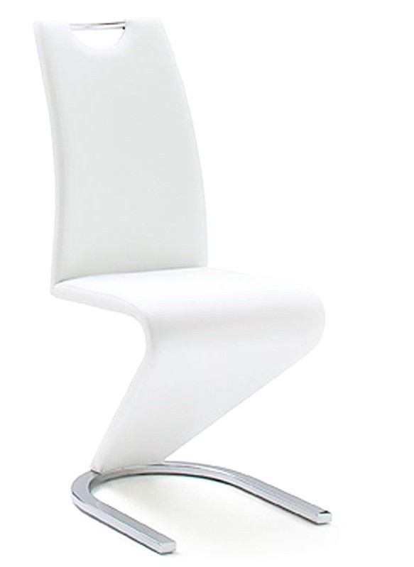 chaise design blanche - Chaise Blanche Design