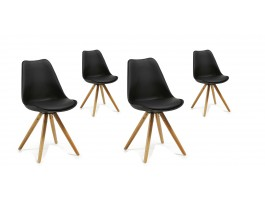 awesome chaises modernes salle manger idees photos et id es - Chaises Design Salle A Manger