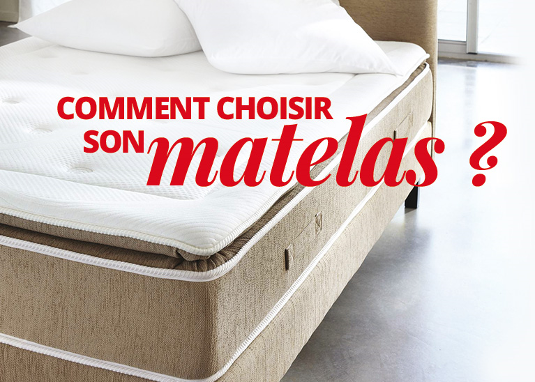 choix matelas id es de d coration int rieure french decor. Black Bedroom Furniture Sets. Home Design Ideas