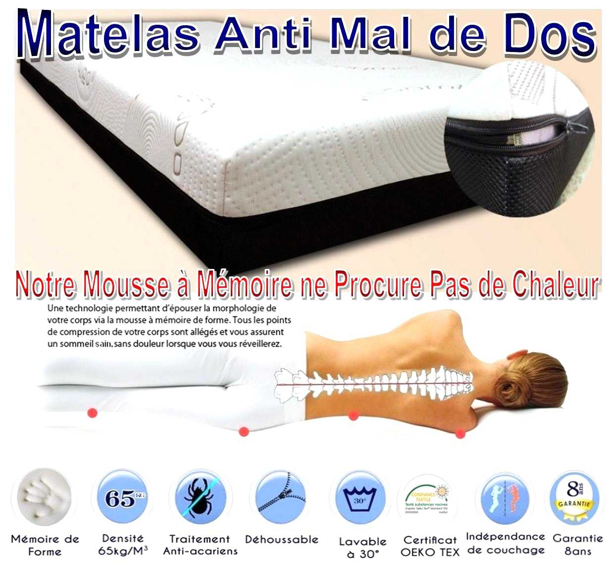 comment choisir un matelas id es de d coration int rieure french decor. Black Bedroom Furniture Sets. Home Design Ideas