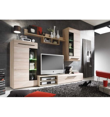 deco meuble tv id es de d coration int rieure french decor. Black Bedroom Furniture Sets. Home Design Ideas