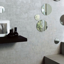 Awesome Idee Deco Avec Miroir Rond Photos - House Design ...