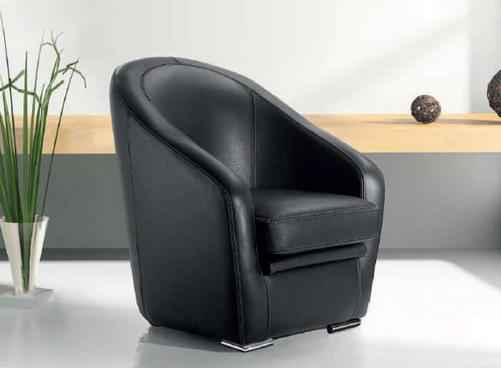 fauteuil cabriolet cuir id es de d coration int rieure french decor. Black Bedroom Furniture Sets. Home Design Ideas