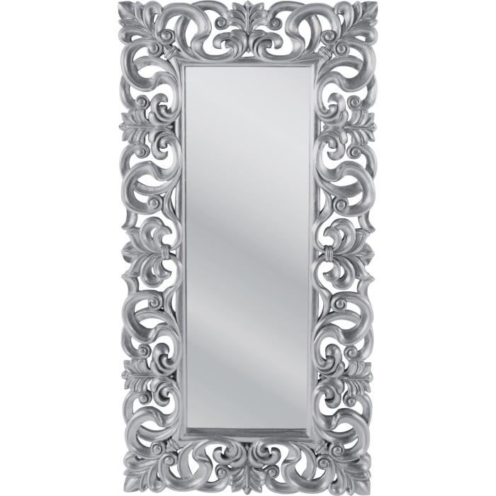 grand miroir argent pas cher id es de d coration int rieure french decor. Black Bedroom Furniture Sets. Home Design Ideas