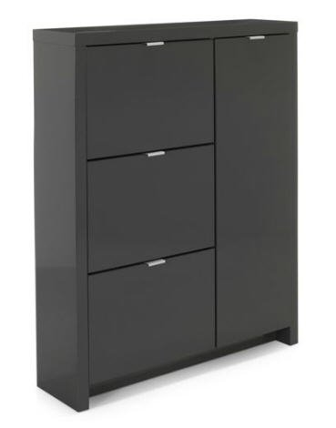 meuble a chaussures alinea id es de d coration int rieure french decor. Black Bedroom Furniture Sets. Home Design Ideas