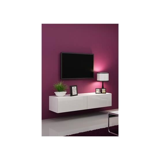 banc tv suspendu id es de d coration int rieure french. Black Bedroom Furniture Sets. Home Design Ideas