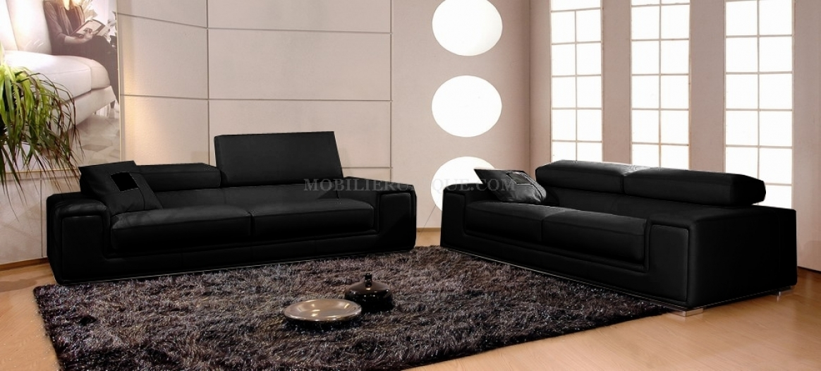 canap 3 places et 2 places id es de d coration int rieure french decor. Black Bedroom Furniture Sets. Home Design Ideas