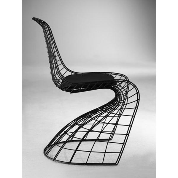 chaise metal design