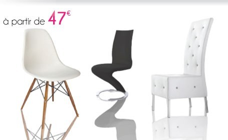 Awesome Soldes Chaises Design With