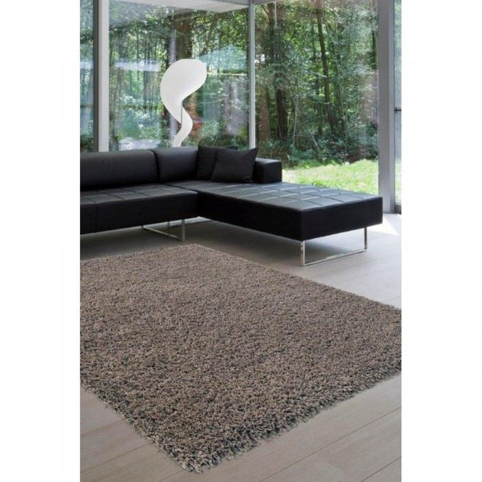tapis couleur taupe