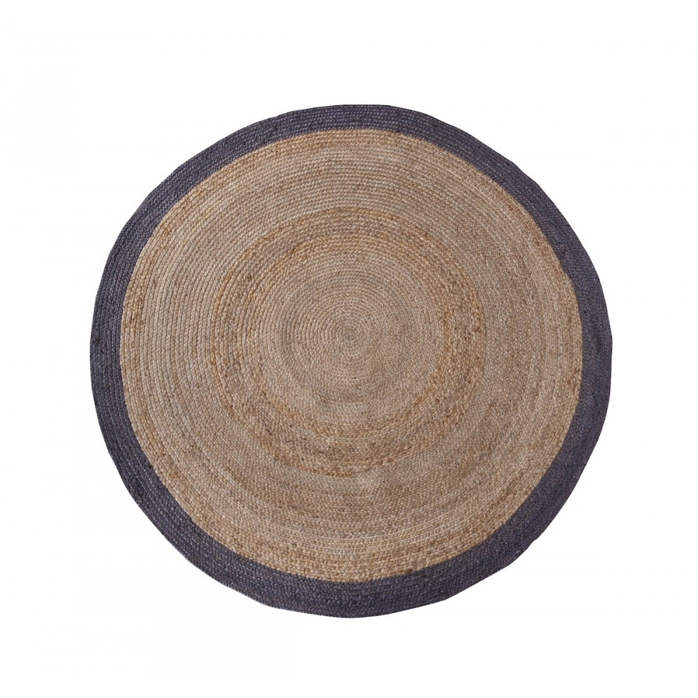tapis rond taupe id es de d coration int rieure french decor. Black Bedroom Furniture Sets. Home Design Ideas