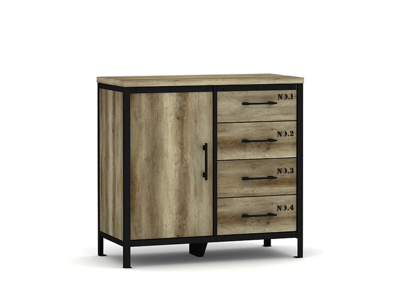 conforama meuble commode