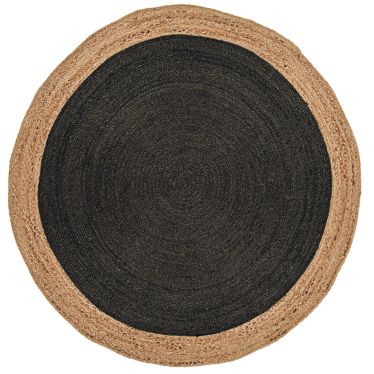 grand tapis rond id es de d coration int rieure french decor. Black Bedroom Furniture Sets. Home Design Ideas