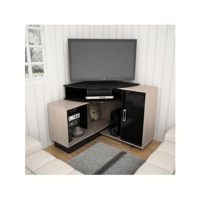 meuble d angle tv pas cher 5 id es de d coration. Black Bedroom Furniture Sets. Home Design Ideas
