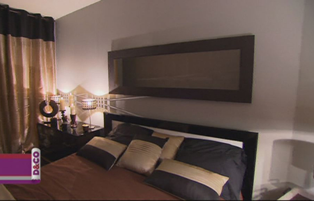 Beautiful Chambre Wenge Et Taupe Gallery - House Design ...