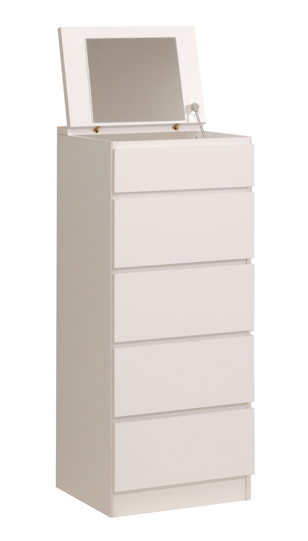 chiffonnier 5 tiroirs blanc id es de d coration int rieure french decor. Black Bedroom Furniture Sets. Home Design Ideas