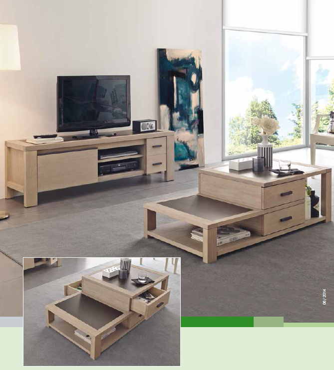 meuble tv table basse