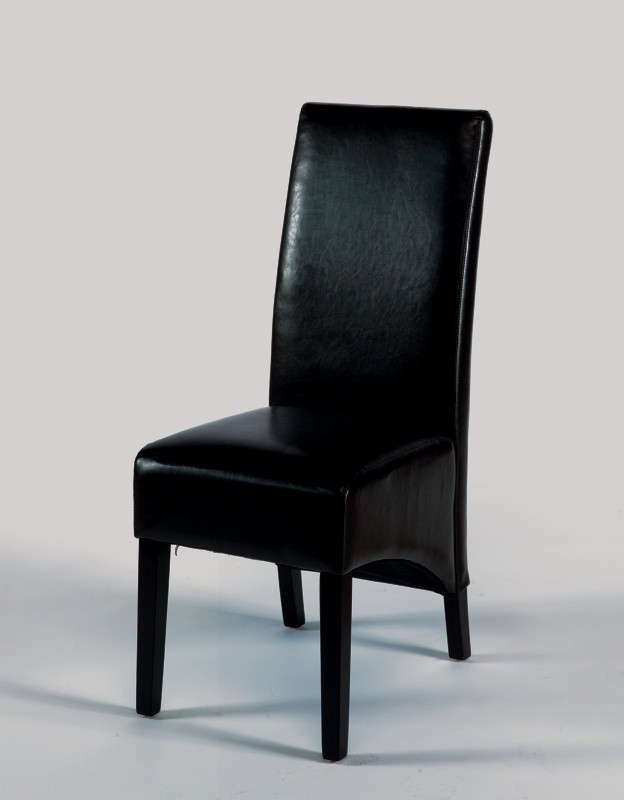 Chaise Salle A Manger Noir Idees De Decoration Interieure French