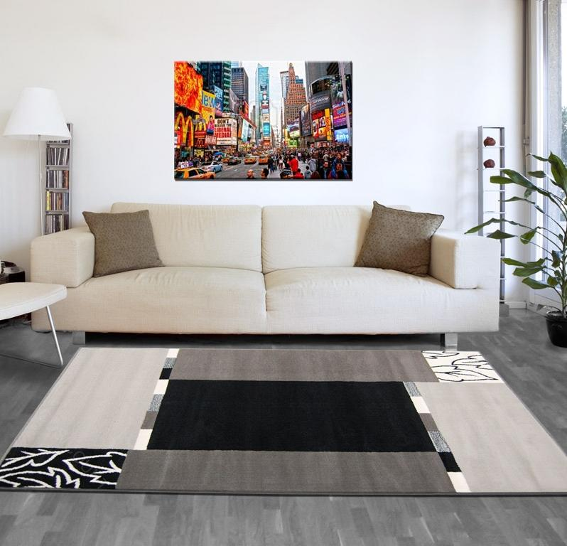 Tapis Contemporain Salon. U0027.