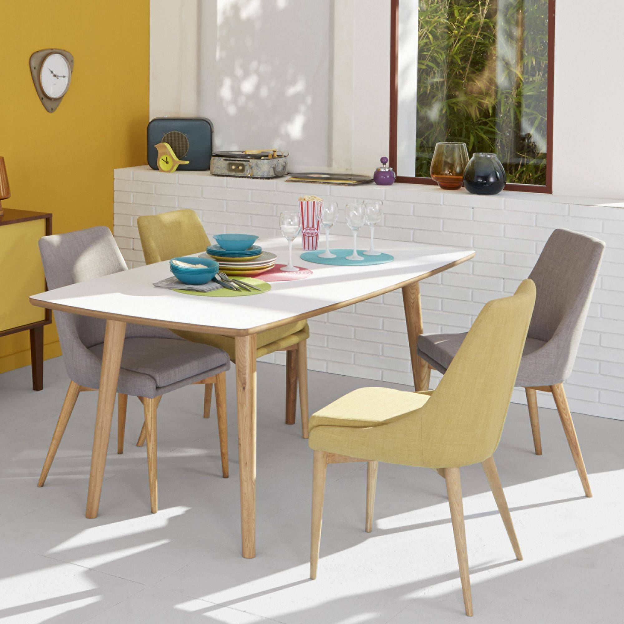 Chaise Contemporaine Salle A Manger Idees De Decoration Interieure