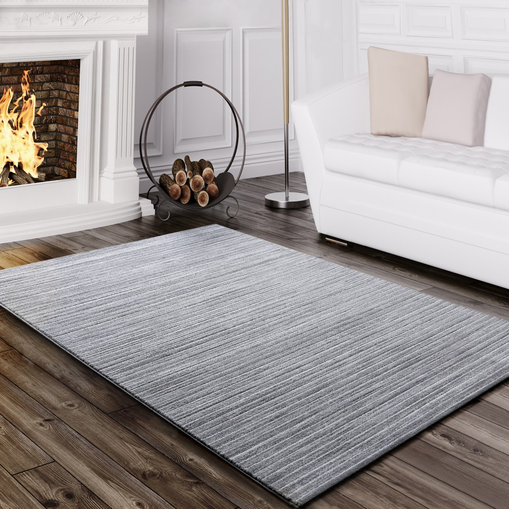 Tapis Gris Poil Ras Idees De Decoration Interieure French Decor