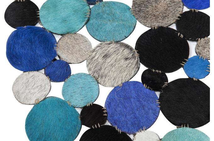 Tapis Rond Bleu Idees De Decoration Interieure French Decor