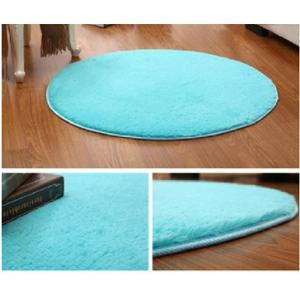 Tapis Rond Turquoise Idees De Decoration Interieure French Decor