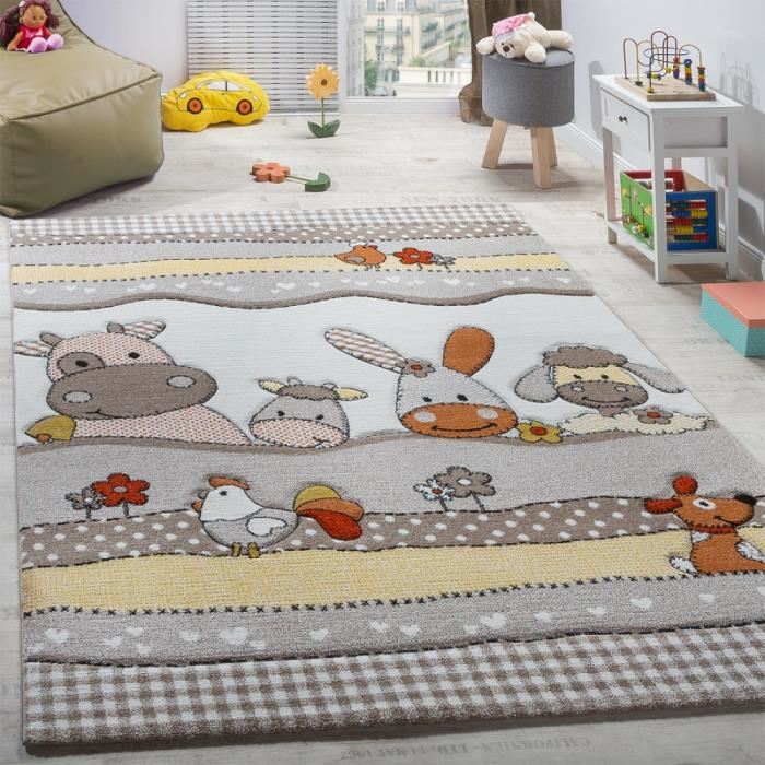Stunning Tapis Chambre Bebe Pas Cher Contemporary - House ...