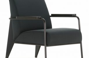 fauteuil rond cuir