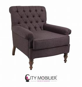 gros fauteuil rond