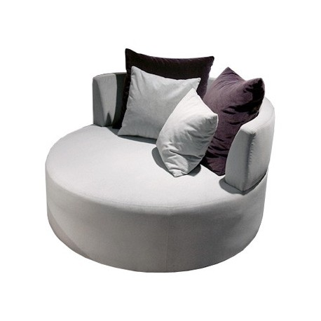 fauteuil rond
