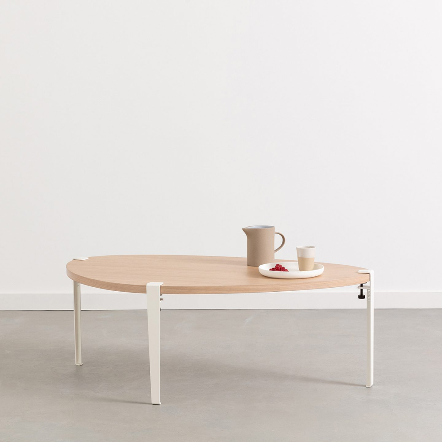 table basse galet
