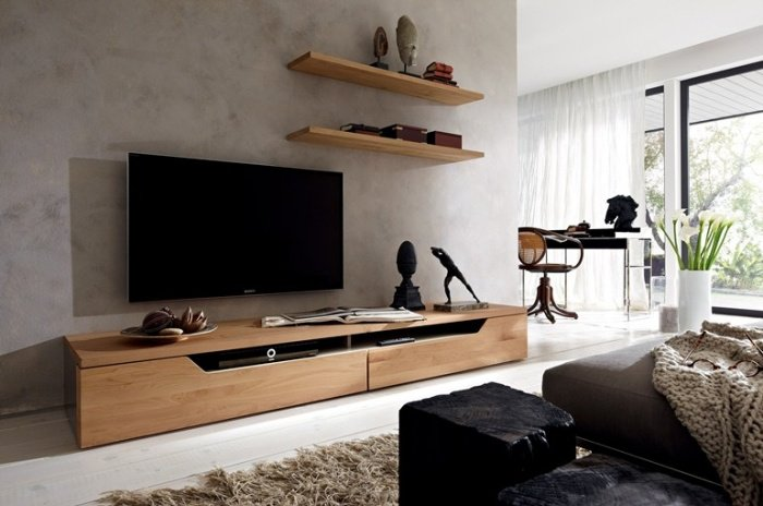 meuble tele long