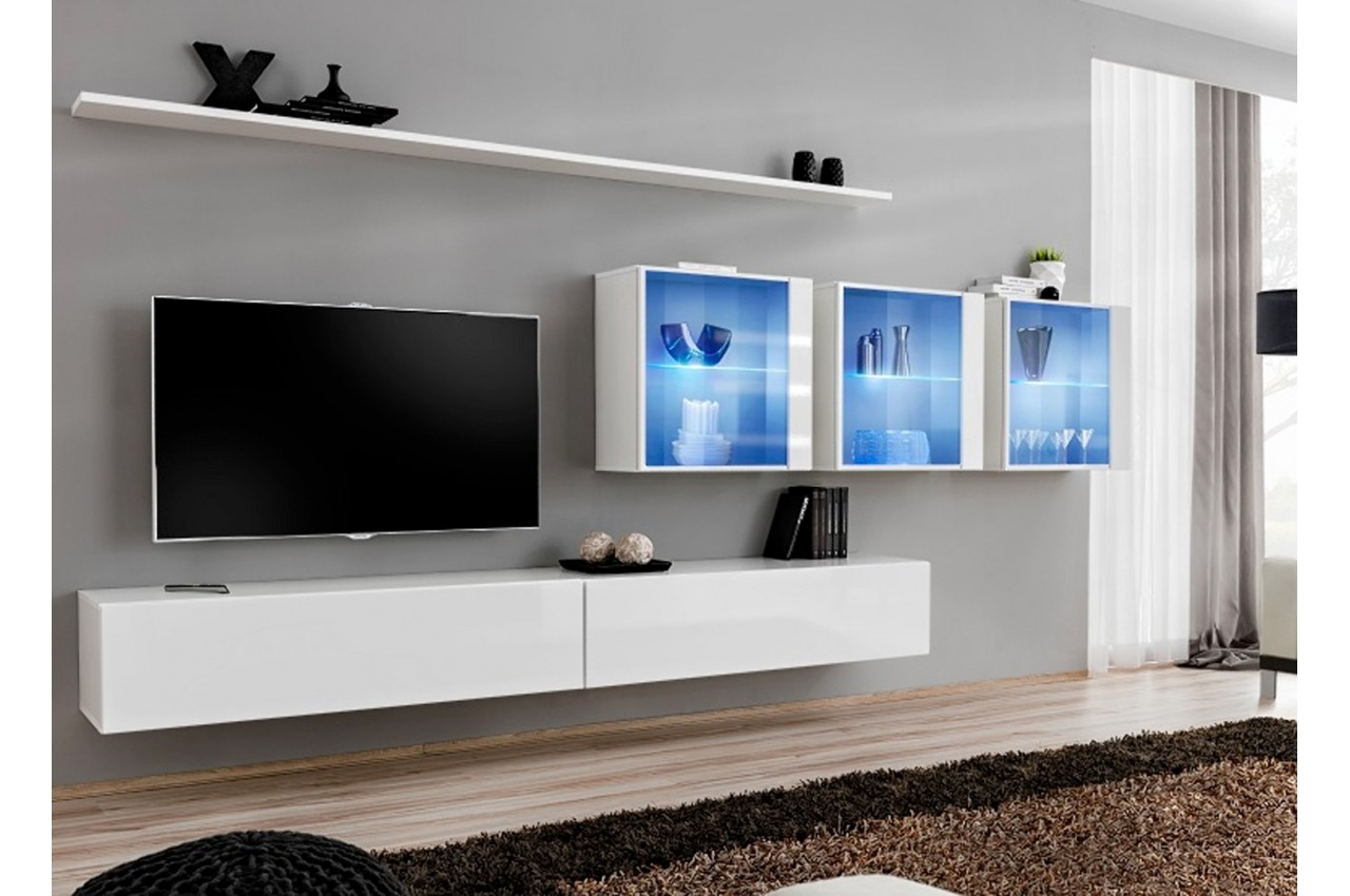 meuble tv led design