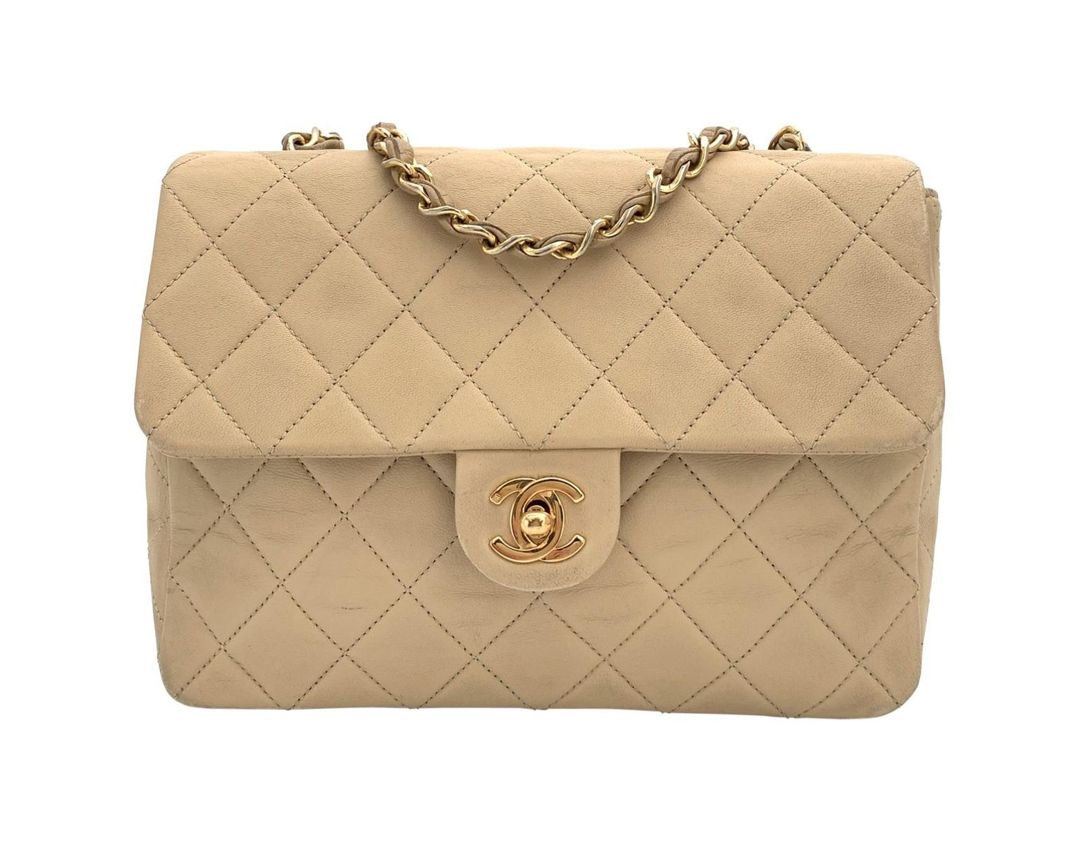sac chanel vestiaire collective