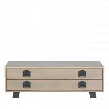 table basse pin
