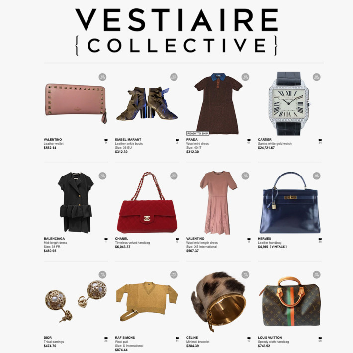 vestiaire collective vuitton