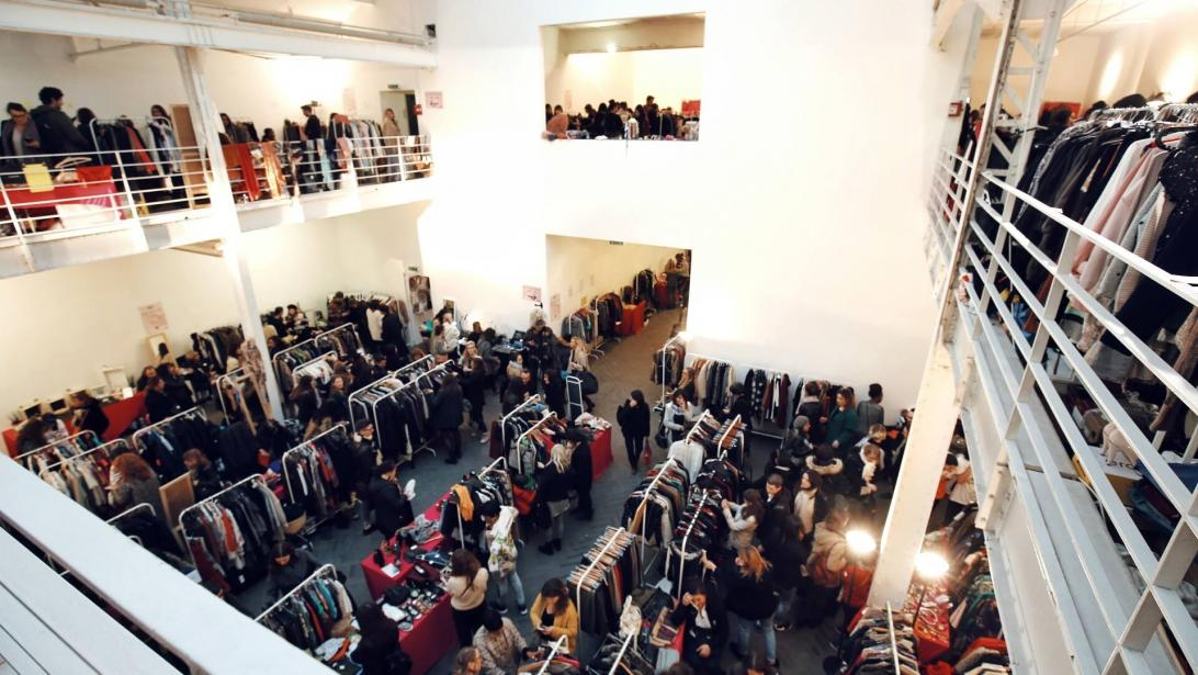 vide dressing collectif