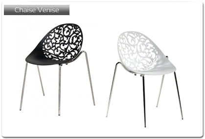 chaise de cuisine design