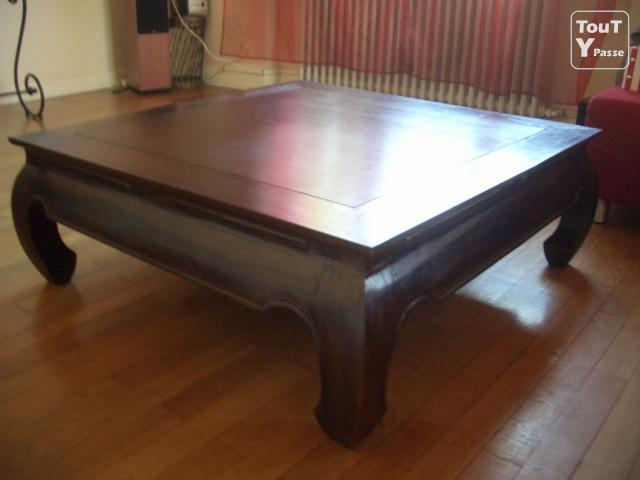 grande table basse de salon