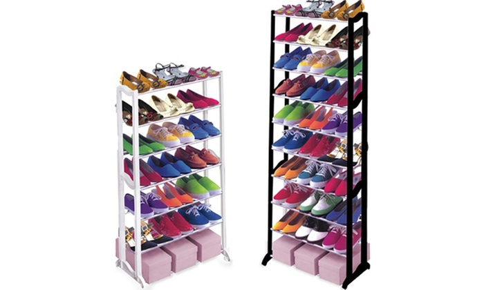 meuble rangement chaussures 54 paires