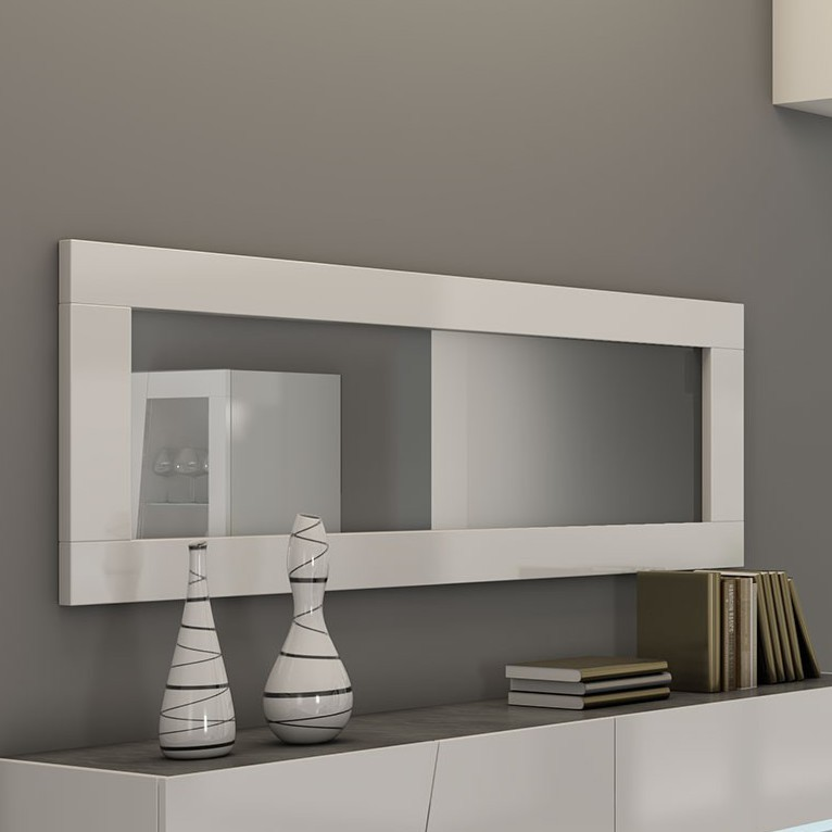 miroir rectangulaire design
