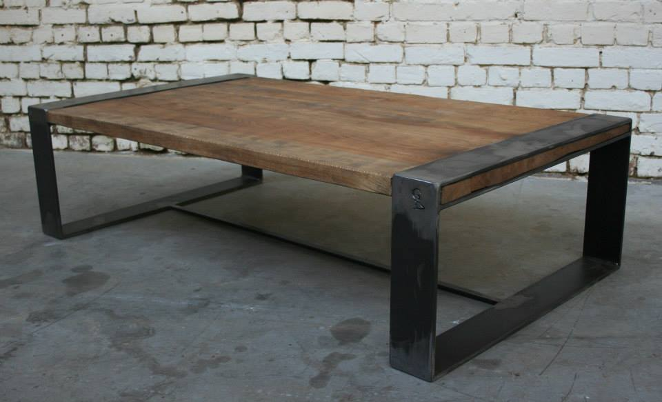 table salon metal