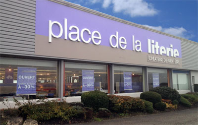 magasin literie